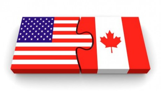 The US is our trading partner, our neighbour, our ally and our friend; sometimes we'd like to give them such a smack!