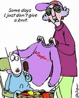 DO YOU HAVE A KNACK FOR KNITTING?