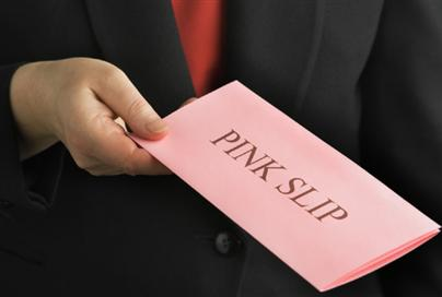YOU'RE INVITED TO A PINK SLIP PARTY! (Image Credit: iStock)