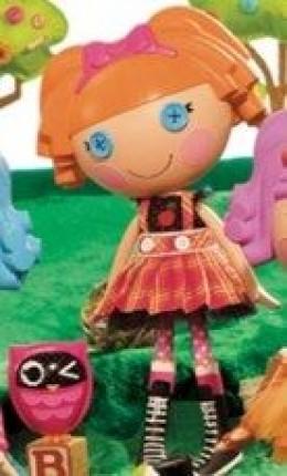 bea spells lalaloopsy doll