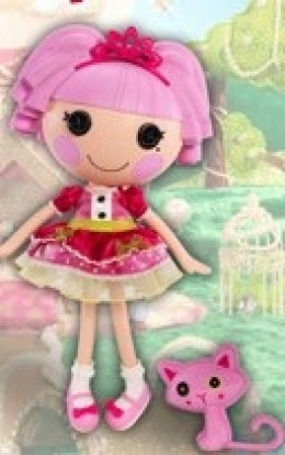 jewel sparkles princess lalaloopsy