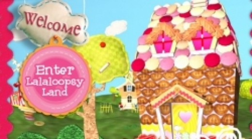 lalaloopsy game online