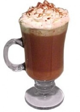 pumpkin pie cappuccino
