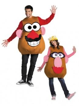 Mr. & Mrs. Potato Heads