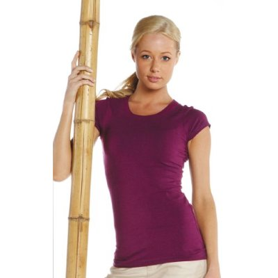 Eco-Friendly Clothing: A bamboo T-shirt