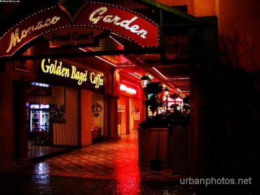 Monte Carlo Las Vegas food court
