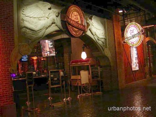 Monte Carlo Las Vegas brew pub