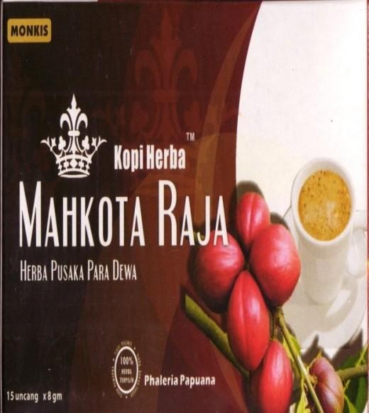 Mahkota Dewa Coffee Mixed