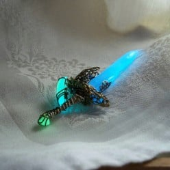 Glow in the Dark Jewelry Made Elegant