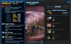 Strategy Guide for Rocket Raccoon in Marvel: Avengers Alliance