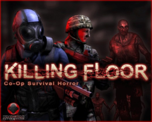 Best zombie mmo and multiplayer games hubpages for Killing floor zombies