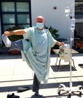 Namaste in the Pulmonary Care Unit