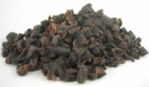 organic sugar cacao nibs