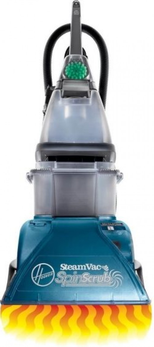 hoover steamvac carpet cleaner with clean surge f5914-900