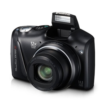 Best Digital Camera Under 200 - Canon PowerShot SX150 IS 14.1MP Digital Camera
