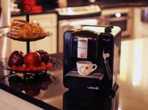 Perfect Brew - Gagia for Illy Plus