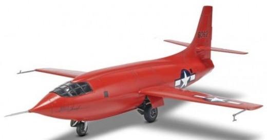 Revell Bell X-1 Experimental Aircraft model kit