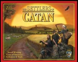 Board games- The settlers of Catan