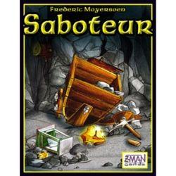 Board games - Saboteur