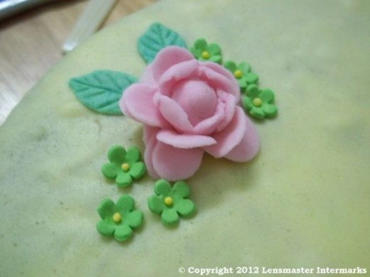How to make fondant for cake