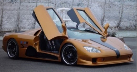 The world's fastest car - Shelby Super Cars (SSC) Ultimate Aero TT