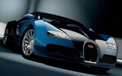 The fastest car - Bugatti Veyron 16.4