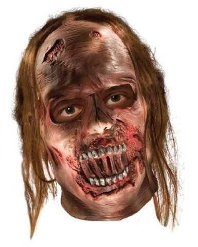 Halloween Masks- Decayed Zombie Mask