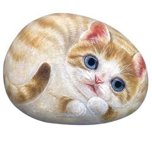 Henry Cats and Friends - ArtStones - Migo