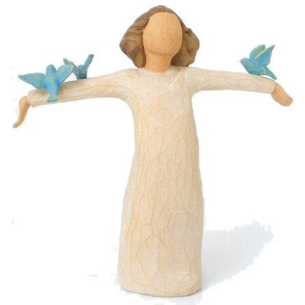 Angels Figurines - Angel of Happiness