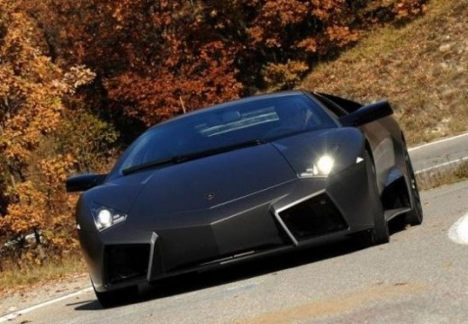 The top speed vehicle - Lamborghini Reventon