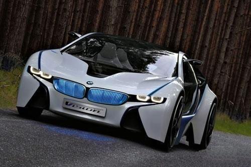 Top speed car - BMW concept car