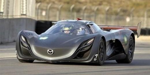 Mazda concept car FURAI