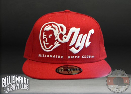 Billionaire Boys Club Logo Red