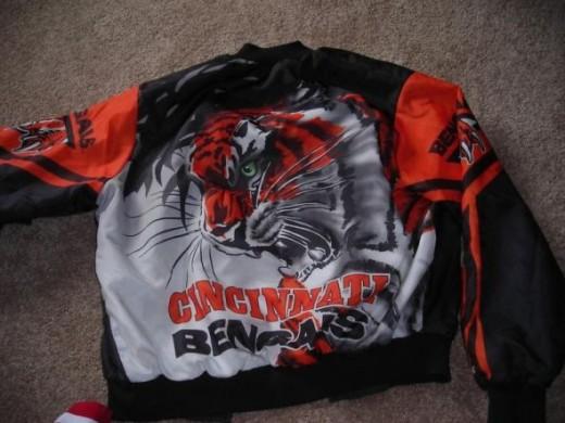 A Chalkline Jacket