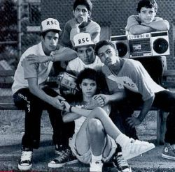 The Rock Steady Crew, One of the original b-boy crews