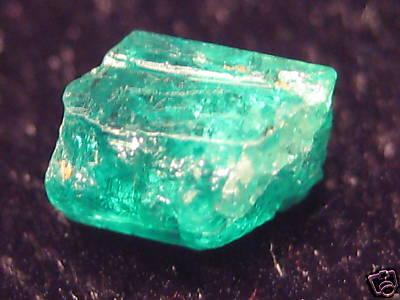 A Muzo Emerald