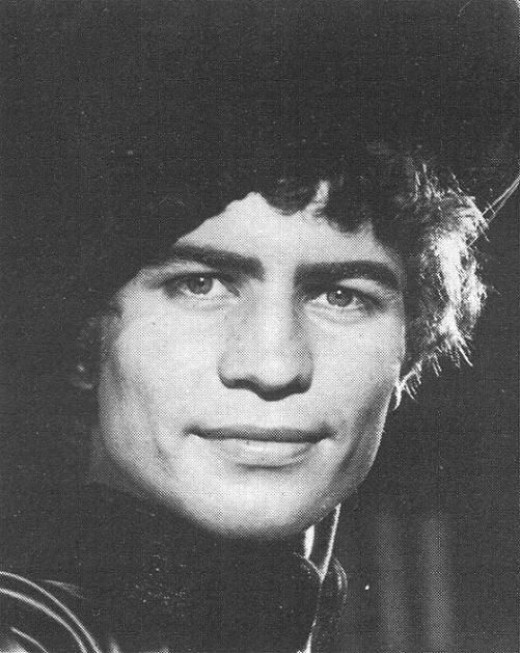 Tybalt TM- 1968 Paramount Productions (Michael York)