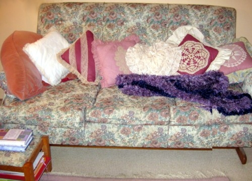 Ready for a Nana-nap.  Where is she?