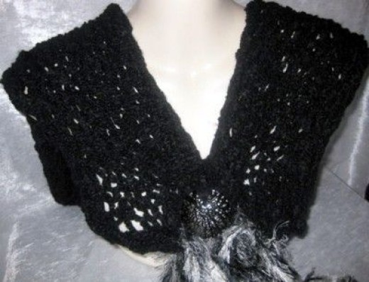 Ah-h-h...looks almost like a shawl