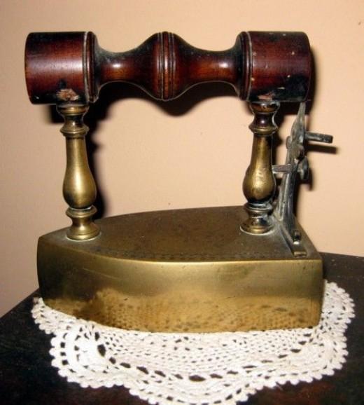 Antique Brass Iron