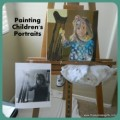 How To Draw & Paint Children's Portraits