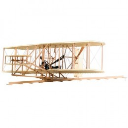 Revell Wright Flyer First Powered Flight - The Flyer Model Kit
