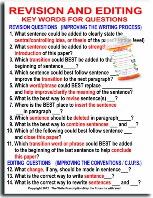 keywords to use in an essay