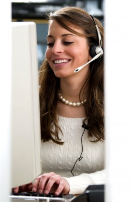 how to answer telephone calls as a receptionist
