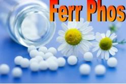 Ferrum Phosphoricum And Fever