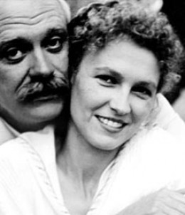 Kotov and his young wife Maroussia