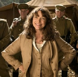 Karen Allen as Marion in Kingdom of the Crystal Skull