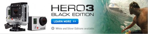 Click Here: New HERO3 Black Edition Review