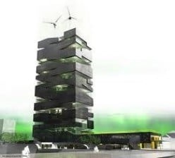Vertical Farms by Dickson Despommier