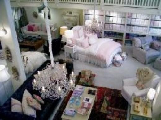 Shabby Chic Showroom